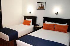 Comfortable Rooms in Hotel del Carmen, hotel en tuxtla