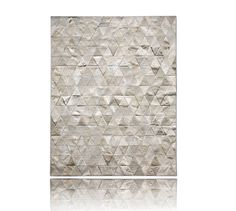 Mucca tappeto di pelle patchwork por PuraSpain en Etsy