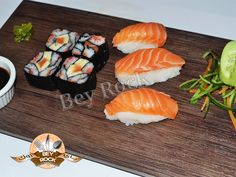 Are you ready to eat as much as you can? A pretty plate of #Sushi #Mosaic ready to be dinner 🍽 Especially crafted by Chef 🍣🍣🍣🍴💙💙👌. Available on every Thursday and Friday.#beyrockexpress #dragonmart2 #dubai #Sushi #food #uae Visit us at Dragon Mart 2, Boulevard Area.  for more info : Call 04/5517417