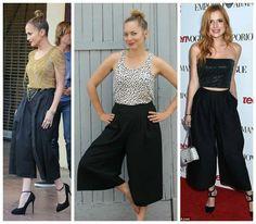 Le gaucho | Mlle Frivole Gaucho, Boutique, Pants, Vintage, Fashion, Moda, Trousers, Women Pants, Fasion