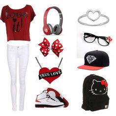 swag clothes for girls with jordans - Google Search
