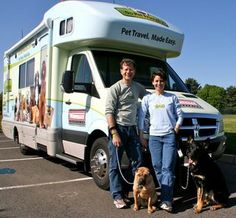 Meet another amazing woman and along with her husband creator of Go Pet Friendly travel site!