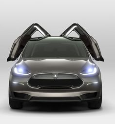 Tesla Model X - 2014...I am holding out.  No vehicle upgrades or changes until this.  THIS. Is what mama wants. :D #patiencegrasshopper