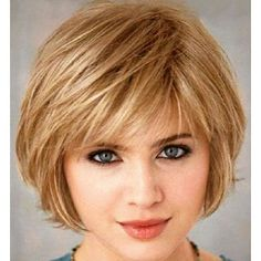 Top 100 short hairstyles for fine hair photos Putting this here so I won't lose the pic again! #hairstyleideas #shorthairstylesforwomen See more http://wumann.com/top-100-short-hairstyles-for-fine-hair-photos/