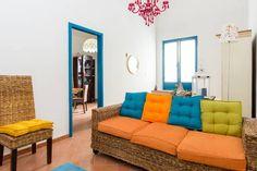 Dai un'occhiata a questo fantastico annuncio su Airbnb: il giardino del corso centrale - case in affitto a Avola