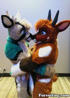 Deer and deer ~ Fursuit