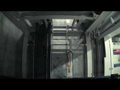 mechanical parking -六本木ヒルズ機械式駐車場-