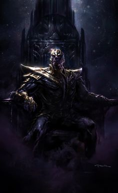 Thanos by Andy Park