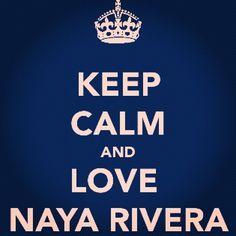 Glee...Santana
