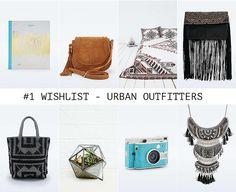 #1 WISHLIST NOEL - URBAN OUTFITTERS
