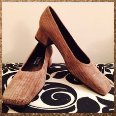 Stuart Weitzman Taupe Suede Flats Stuart Weitzman Taupe Suede Flats with Leather Soles. Made in Spain. In EUC. Selling for aunt. She only wore then once! Self adhering removable non slip pads were added to prevent slipping. Will send with shoes. No box. Reasonable offers accepted. No Trades, No PP. Stuart Weitzman Shoes Flats & Loafers