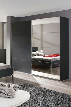 Dulapul Mercury are un design perfect pentru dormitoarele amenajate practic, in stil modern. #mobexpert #reduceri #mobilierdormitor #wintersale Dresser, Modern, Closet, Furniture, Design, Home Decor, Powder Room, Trendy Tree, Armoire
