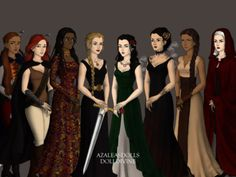 Find out here which fierce female you our from the Throne of Glass series. (May contain spoilers from Empire of Storms)