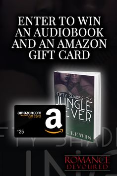Win a $25 Amazon Gift Card or Audio Books from Award-Winning Bestselling Author L.V. Lewis