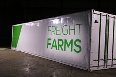 With Water Running Out, Freight Farms Launches 2015 Farm-In-A-Box | TechCrunch