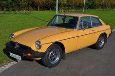 1976 MG BGT