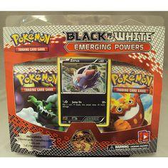 "Pokemon Black & White Emerging Powers 2 3-Pack Card Game - Pokemon USA - Toys ""R"" Us"