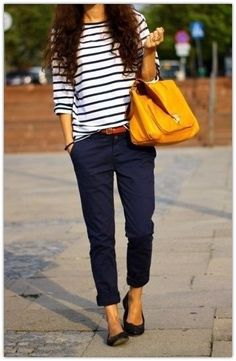 #Summer #Clothes Chic Street Style Ideas