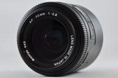 [VG] MAMIYA 645 AF 55mm F2.8 Lens For MAMIYA 645AF AFD #Mamiya