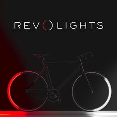 """Amazon.com : Revolights Eclipse+ Bluetooth Bicycle Lighting System 700C/27"""" : Sports & Outdoors"""