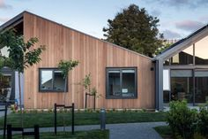 Mary Potter Apartments 02 850x567 Warren and Mahoney Design a Lovely 12 Home Community in Christchurch, New Zealand