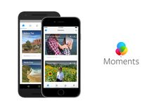 Facebook Moments gets a standalone website