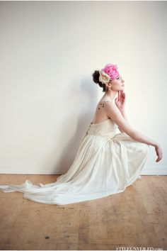 Serephine / Wedding Accessories / Kali Lu Photo / via StyleUnveiled.com