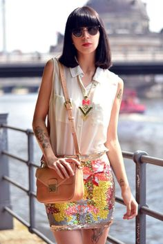 fashion tops #street #style www.loveitsomuch.com