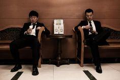 충무로에서 가장 탐내는 배우가 된  김민재&이희준