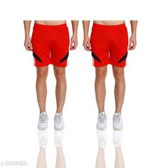Checkout this latest Shorts Product Name: *Attractive Men's Short* Fabric: Polyester Pattern: Printed Multipack: 2 Sizes:  28 (Waist Size: 28 in, Length Size: 26 in)  30 (Waist Size: 30 in, Length Size: 26 in)  32 (Waist Size: 32 in, Length Size: 26 in)  34 (Waist Size: 34 in, Length Size: 26 in)  Country of Origin: India Easy Returns Available In Case Of Any Issue   Catalog Rating: ★4 (400)  Catalog Name: Attractive Men's Shorts CatalogID_900835 C69-SC1213 Code: 413-5954560-147