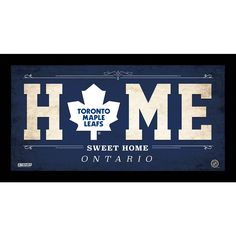 Celebrate your allegiance to your team with this incredible Framed 10x20 Home…