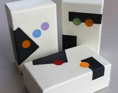 Pop Art soap by pasito a pasito