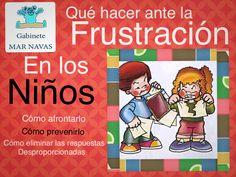 aLeXduv3: ¿Que hacer ante la frustración de los niños?