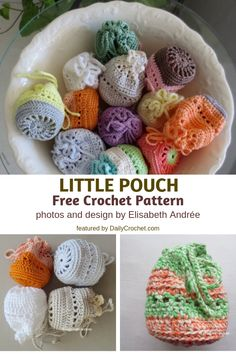 Little Pouch Free Crochet Pattern- Inexpensive, Pretty, And Quite Handy! - Knit And Crochet Daily Little Pouch Free Crochet Pattern- Inexpensive, Pretty, And Quite Handy! – Knit And Crochet Daily Crochet Pouch, Crochet Amigurumi, Crochet Purses, Knit Or Crochet, Cute Crochet, Crochet Hooks, Diy Crochet Gifts, Crochet Vests, Crochet Cape