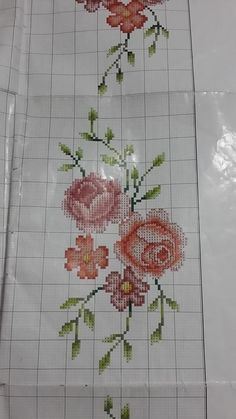 This Pin was discovered by Ays Cross Stitch Rose, Cross Stitch Flowers, Cross Stitch Designs, Cross Stitch Patterns, Teapot Cover, Yarn Shop, Easy Crochet Patterns, Vintage Patterns, Cross Stitching