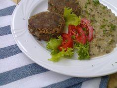 Agi Kuchnia Smaku: KOTLECIKI Z KASZANKI I ZIEMNIAKÓW Potato and haggis meatballs