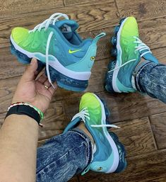 Nike Air Vapormax Plus Woman Men Fashion Running Sport Shoes Sneakers on Wanelo Nike Air Shoes, Nike Air Max, Nike Tennis Shoes, Cute Sneakers, Shoes Sneakers, Women's Shoes, Adidas Sneakers, Sneakers Fashion Outfits, Fashion Shoes