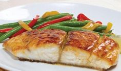 Florida Snapper with Citrus Sauce