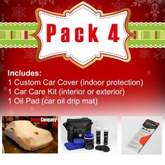 Custom car protection cover Set - Custom made Car Covers