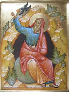 The Holy Prophet Elias. Religious Images, Religious Icons, Religious Art, Byzantine Icons, Byzantine Art, St James The Greater, Russian Icons, Biblical Art, Best Icons