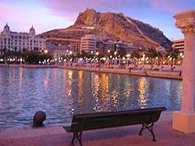 Alicante, Spain...studied abroad here, one of Spain's best kept secrets