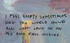 Mas, egoísta que eu sou, Me esqueci de ajudar A ela como ela me ajudou E não quis me separar