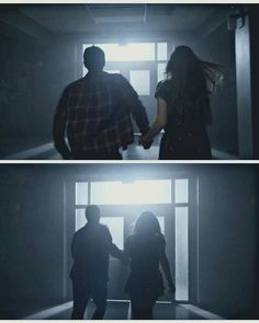 Stydia ❤ 6x10 LOOK AT THEM FINALLY HOLDING HANDS AND BEING ALL COUPLEY