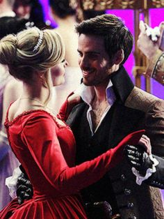 OUAT - Captain Swan in upcoming finale