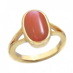 Gold Rings Jewelry, Coral Jewelry, Sterling Silver Jewelry, Gemstone Jewelry, Coral And Gold, Coral Ring, Red Coral, Ruby Ring Designs, Ruby Necklace