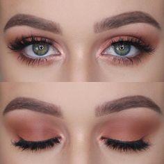 "264 Likes, 10 Comments - Charlotte Bird (@makeup_char_) on Instagram: ""Birthday smokey eyes ✨ ------ @anastasiabeverlyhills Brow Wiz @anastasiabeverlyhills Modern…"""