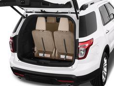 2014 Ford Explorer, Car Ford, Trunks, Cars, Vehicles, Awesome, Autos, Rolling Stock, Automobile