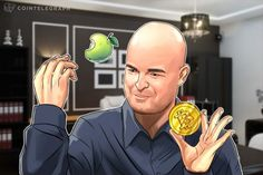 Apples Market Cap in Bitcoins Sights: Ronnie Moas