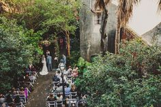 New Orleans Wedding Photography   unique and historical  Wedding venue / ceremony site / courtyard wedding