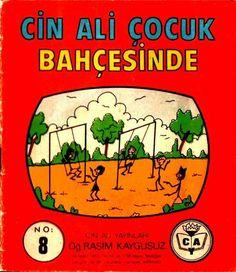 Bir epik masal, bir diriliş öyküsü... Cin Ali Çocuk Bahçesi'nde serinin en heyecanlı metni olarak kabul ediliyor